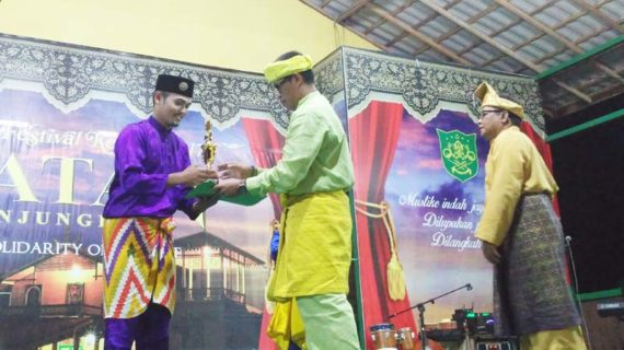 Festival Keraton Matan Tanjungpura Berakhir