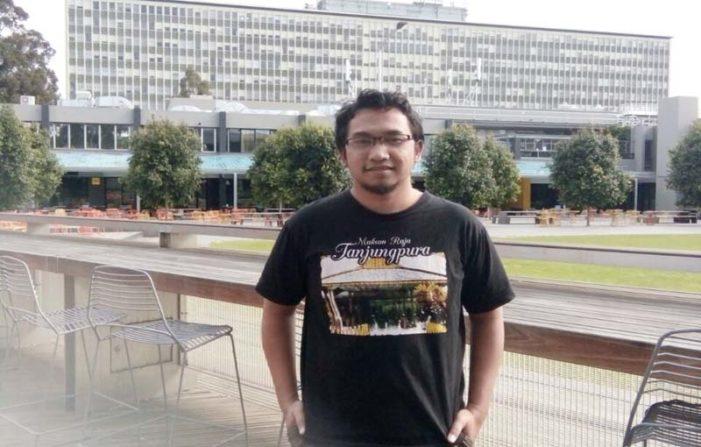 Mahasiswa Australia Ini Ingin Berkontribusi Untuk Ketapang