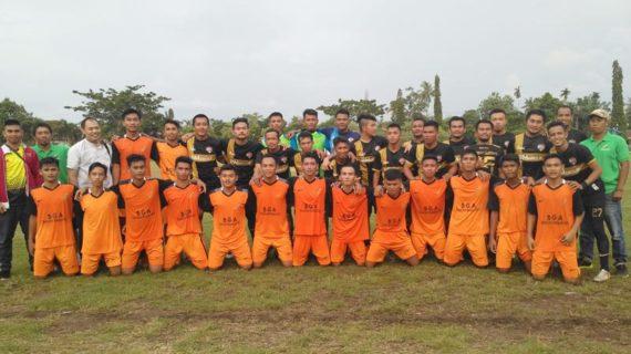 BGA Borong Semua Juara di Tournamen Sepak Bola DPP