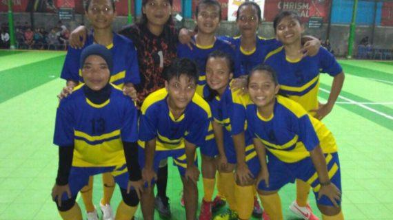 Tim Mandau Putri Datangkan Dua Punggawa Timnas Futsal Putri