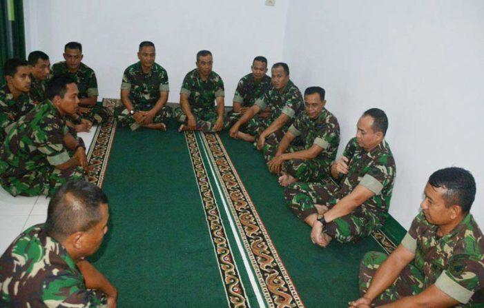 Tiga Perwira Pendam Naik Pangkat di HUT TNI