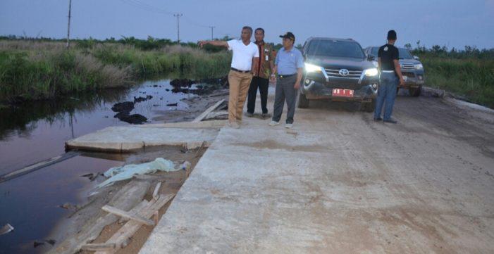 Lihat Kondisi Riil Masyarakat, Bupati Kunjungi Desa-Desa Terpencil
