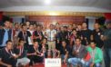 Martin Rantan Serahkan Hadiah Open Tournament Sandai Cup