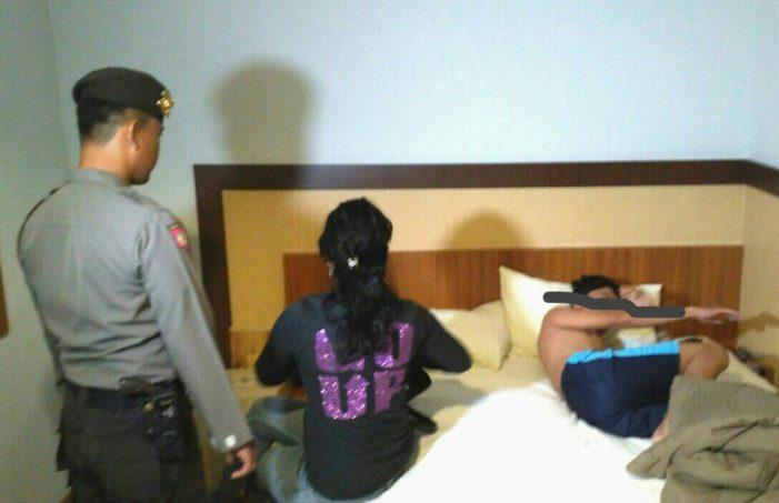 Di Hotel Royal INN, Lima Pasang Tanpa Nikah Terjaring Razia