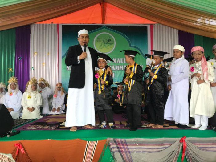 Yogi Mualaf Cilik, Sudah Khatam Al Quran