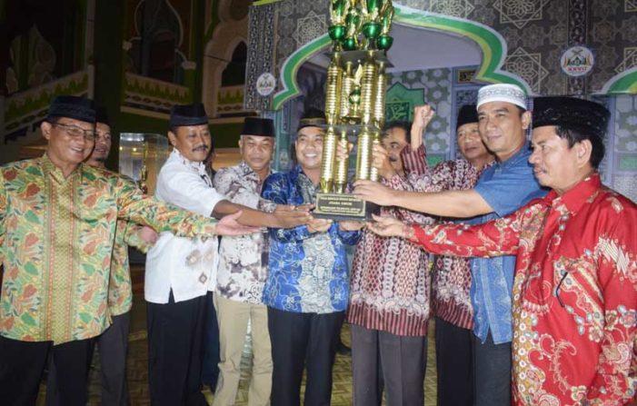 MTQ ke XXVII 2017 Kabupaten Ketapang Ditutup