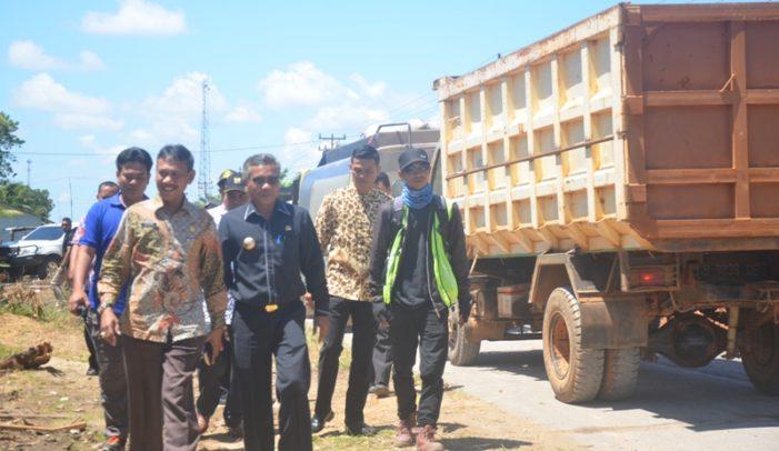 Pengerjaan Jalan Nasional Ketapang-Tayap Sudah 90 Persen