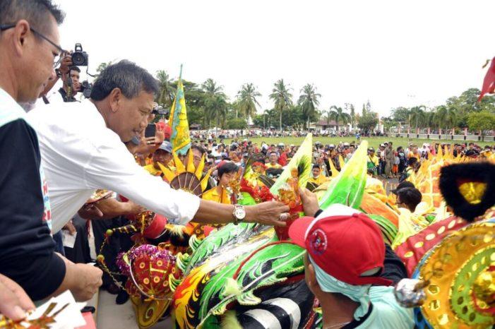 Karnaval Budaya Menyambut Imlek dan Tahun Baru