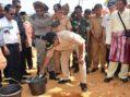Bupati Letakan Batu Pertama Pembangunan Masjid Al Ilmi