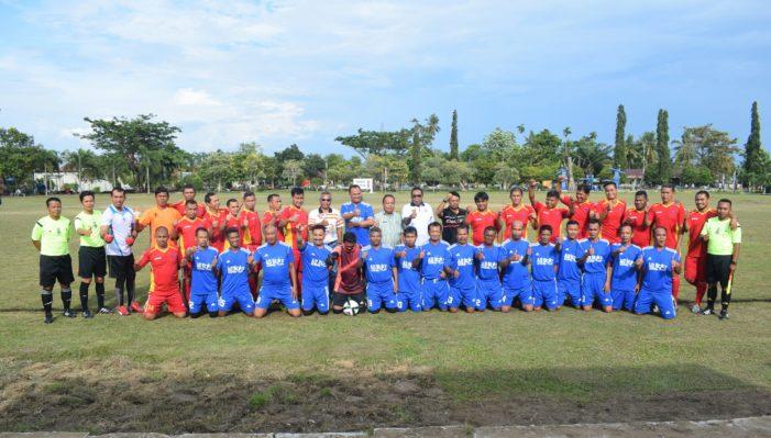 All Star Persikat Tanding Persahabatan Vs PDAM Tirta Pakubuan Bogor