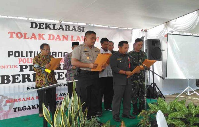 Lima Komitmen Bersama Dalam Deklarasi di Ketapang