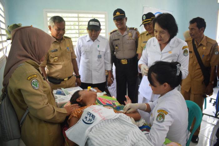 Bupati Ketapang Lepas Mahasiswa PKM Universitas Muhammadiyah