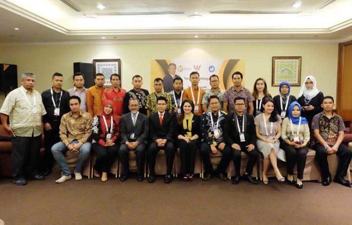 HIPMI Ketapang Ikuti Forum Dialog Internasional di Serawak