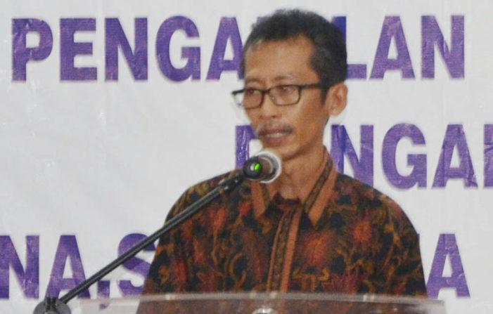 Sosok Iwan Wardhana SH Ketua PN Ketapang yang Baru