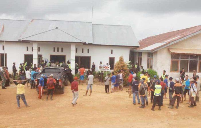 Budi Mateus : Soal PT PTS Harusnya Selesai Ditingkat Desa, Camat dan Dinas