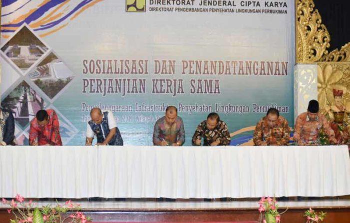 Sambas Kerja Sama Penyehatan Lingkungan