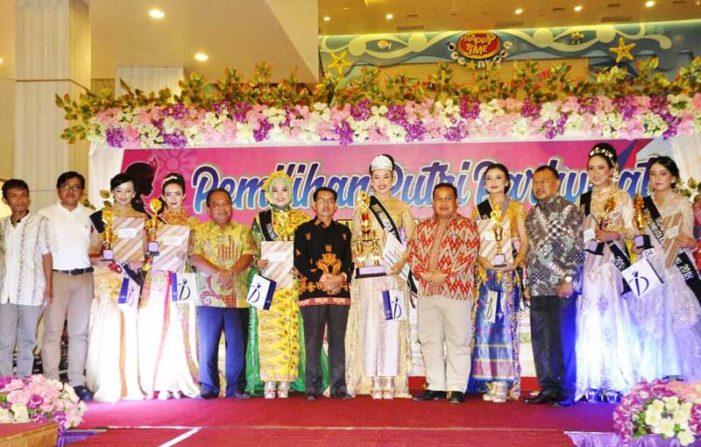 Pemenang Putri Pariwisata Diharapkan Mampu Promosikan Daerah