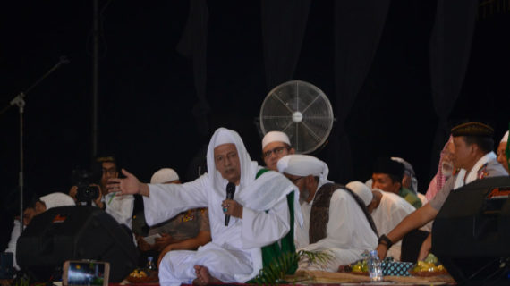 Tausiyah Habib Luthfi Bin Yahya Dihadapan 15 Ribu Jemaah