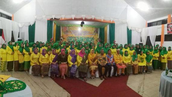 Kepengurusan Majelis Perempuan Melayu Ketapang Dikukuhkan