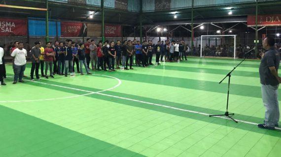 Turnamen Jurnalis Cup Masuki Babak 16 Besar