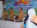 Pj Sekda Buka Kegiatan Forum Anak Daerah Ketapang
