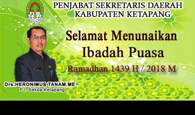 Iklan Ramadhan Pj Sekda