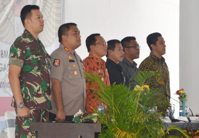 Dandim : TNI, Polri Siap Amankan Pilkada
