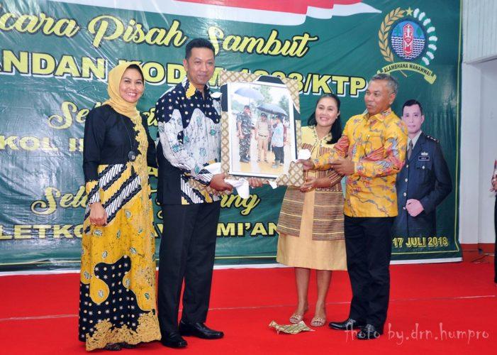 Kesan Dandim Riko Haryanto Saat Menjabat di Ketapang