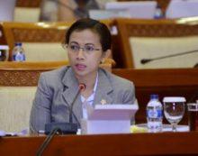 Erma Suryani Ranik Soroti Bencana Kabut Asap  di Kalimantan Barat