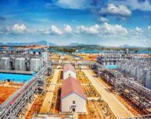 Smelter PT WHW, Satu Dari 245 PSN Presiden Yang Berhasil Dibangun Tahun 2017