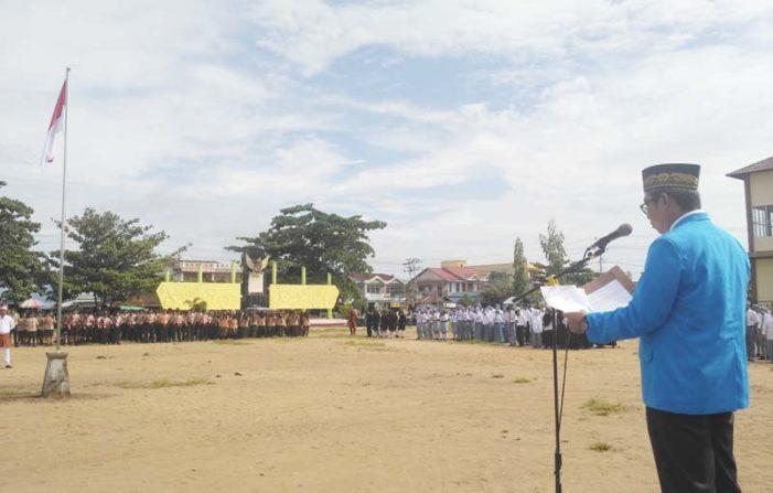 Peringati HSP, Membangun Pemuda Satukan Indonesia