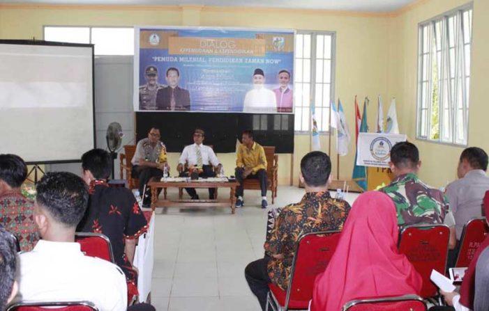 Komunitas Perahu Edukasi dan KNPI Gelar Dialog Kepemudaan dan Pendidikan