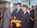Bupati Lantik Tiga Pejabat Tinggi Pratama