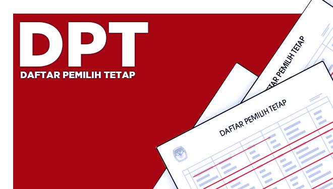 KPU Ketapang Tetapkan DPT 374.028 Orang