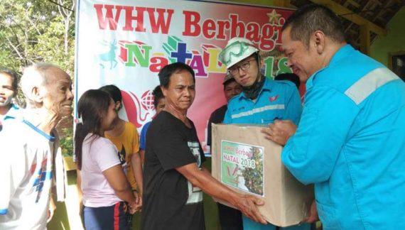 Program Pengembangan dan Pemberdayaan Masyarakat PT WHW AR