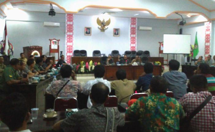 Tangani Masalah Perkebunan, DPRD Bentuk Pansus
