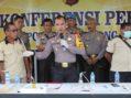 Polres Sebut Tujuh Kecamatan Ini Rawan Peredaran Narkoba