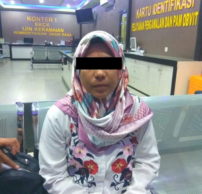 Terduga Penipuan Dana Haji Rp 500 Juta Diamankan Polisi