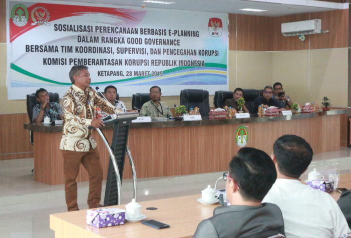 Rencana Aksi Perencanaan Berbasis E-Planning Good Governance