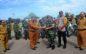 Pemkab Hibahkan 30 Unit Motor Trail Untuk Polres dan Kodim 1203