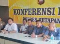Polres Gelar Konferensi Pers Atas Meninggalnya Tahanan Polsek Marau