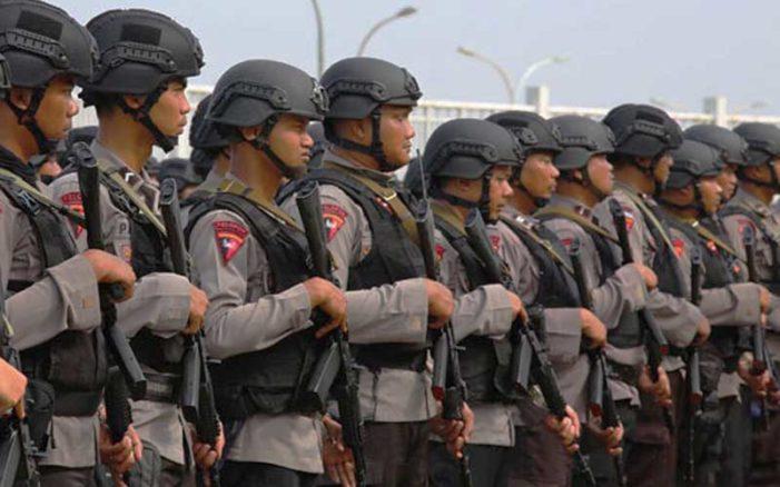 Polres Kerahkan 50 Personel Untuk Keamanan Pleno KPU