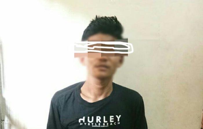 MR, Residivis Kasus Pencurian Ini Kembali Ditangkap Polisi