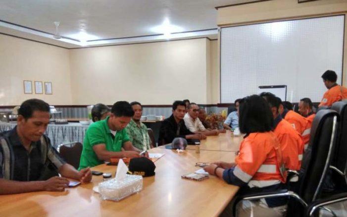 Pelaksanaan Projek, PT CMI Sandai Diminta Libatkan Masyarakat Lokal