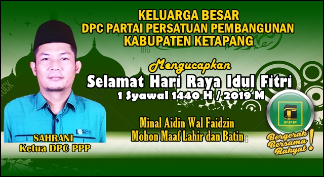 PPP: Idul Fitri