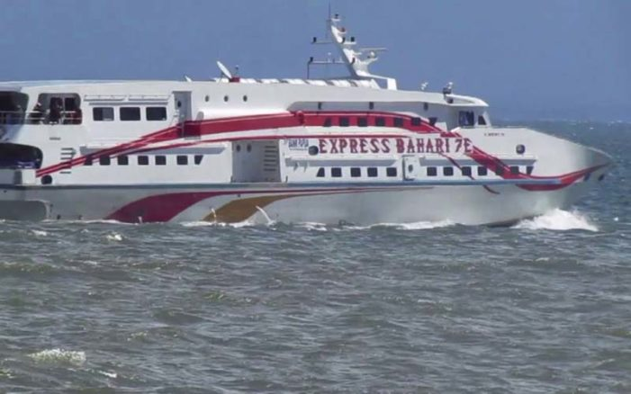 Pemkab Ketapang Masih Kaji Masuknya Kapal Cepat Expres