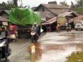 Saat Hujan, Di Jalan WR Supratman Ada Kolam