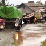 Kondisi Jalan WR Supratman