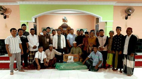 BGA Gelar Safari Ramadhan, Setiap Rumah Ibadah Diberi Bantuan