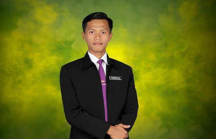 Dispora Nobatkan Fachrur Rizal Jadi Pemuda Pelopor Bidang Pendidikan Ketapang Tahun 2019